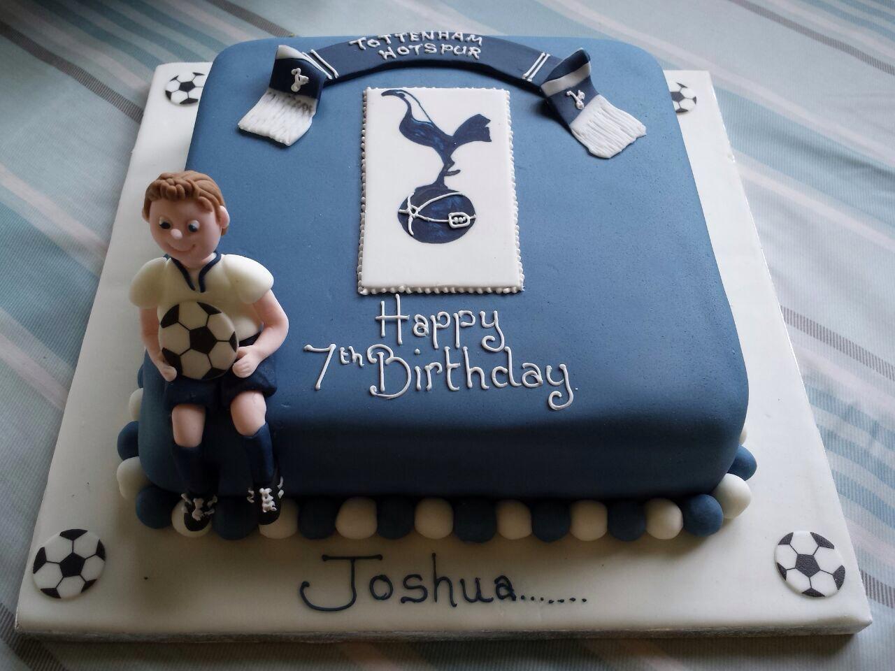 Tottenham Hotspur Cake Ravens Bakery Of Essex Ltd
