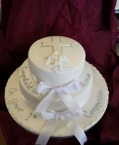 Holy communion 2tier