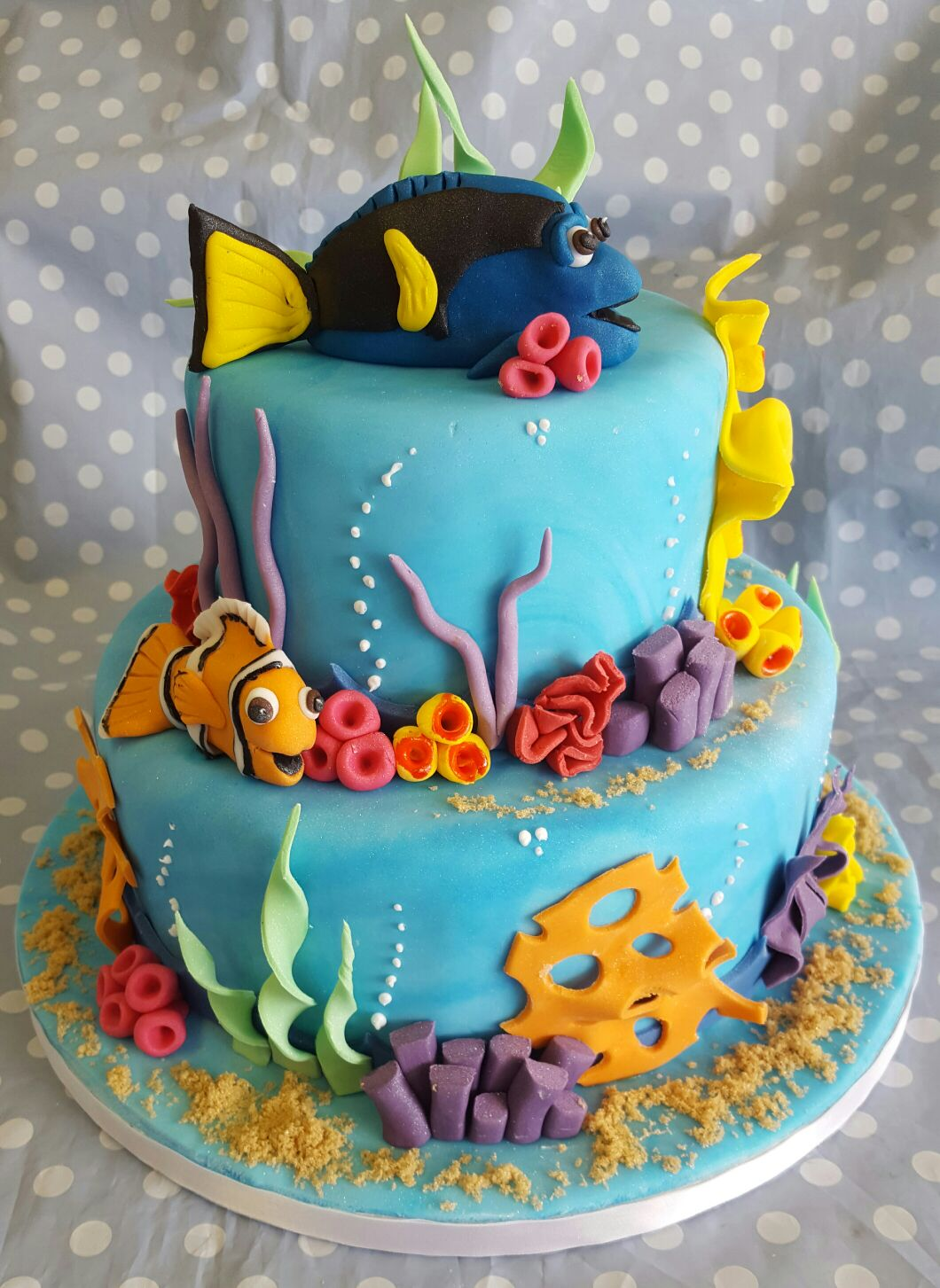 Finding Dory Ravens Bakery Of Essex Ltd