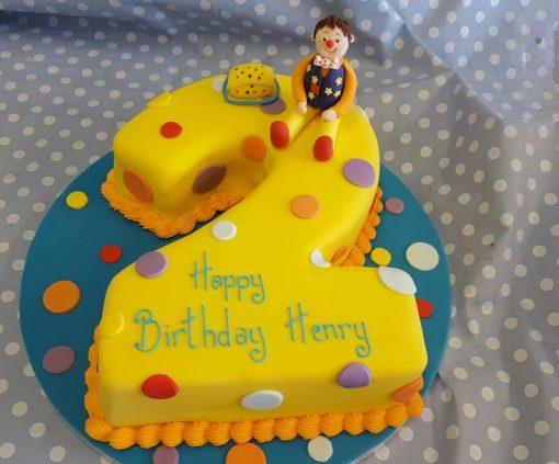 figure 2 cake