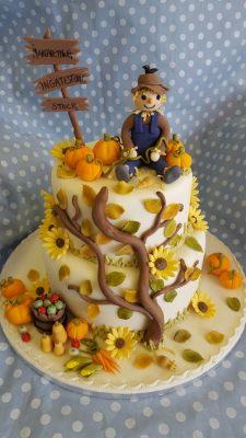 scarecrow-cake