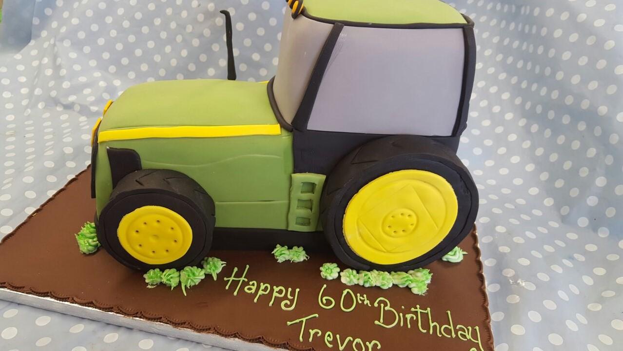 Tractor Cake Ravens Bakery Of Essex Ltd