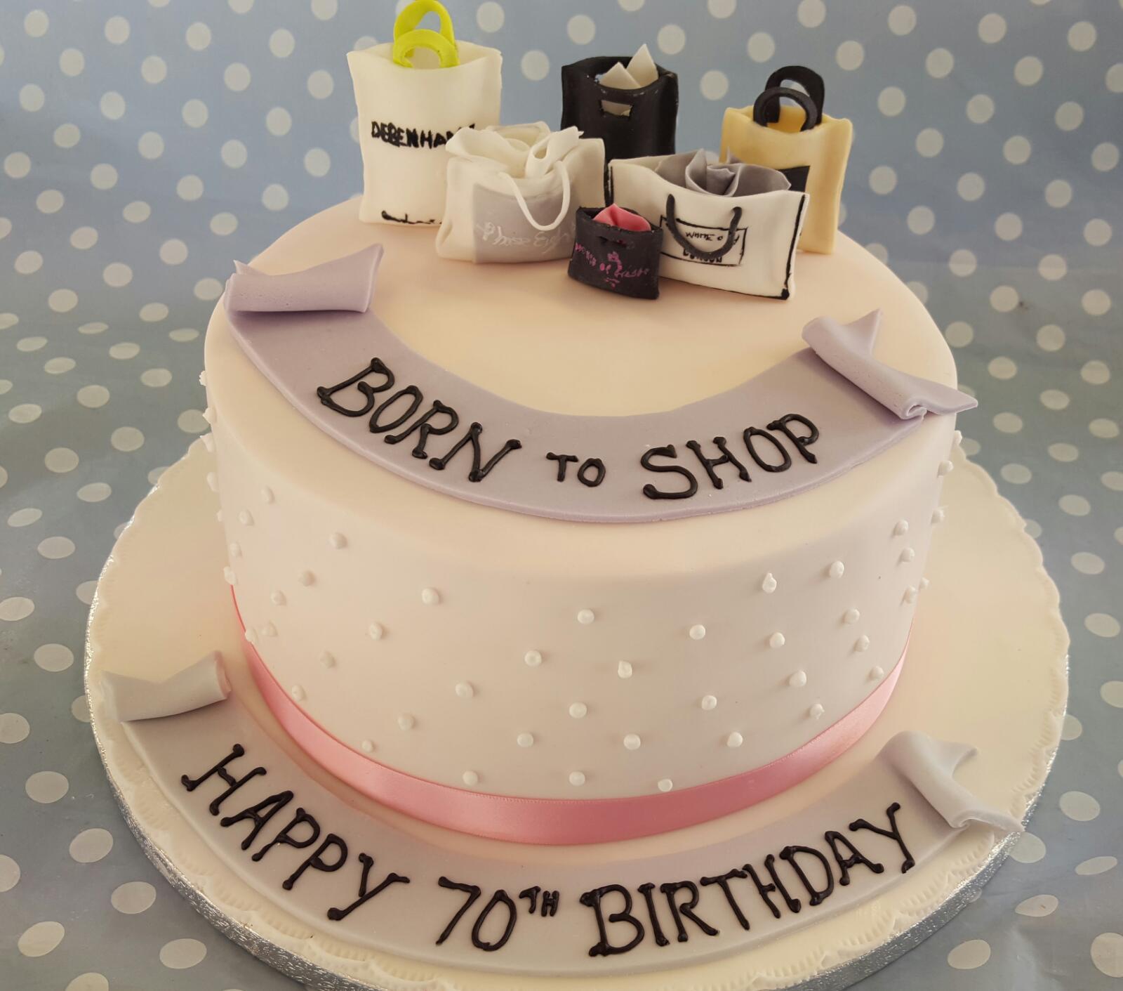 bag cakes