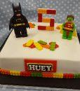 lego theme cake