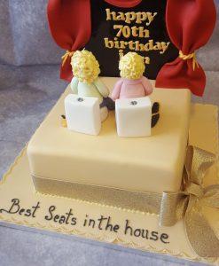 BEST SEATS IN THWE HOUSE
