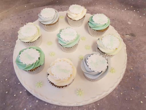 cupcakes personalised
