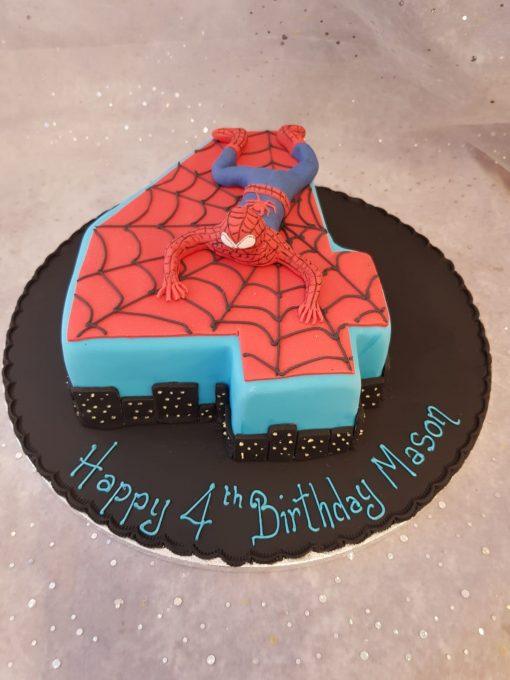 spiderman figure 4