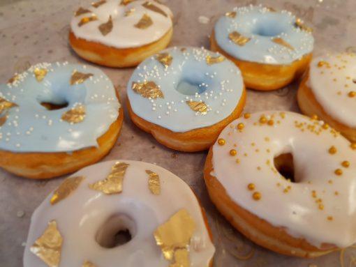 custom doughnuts