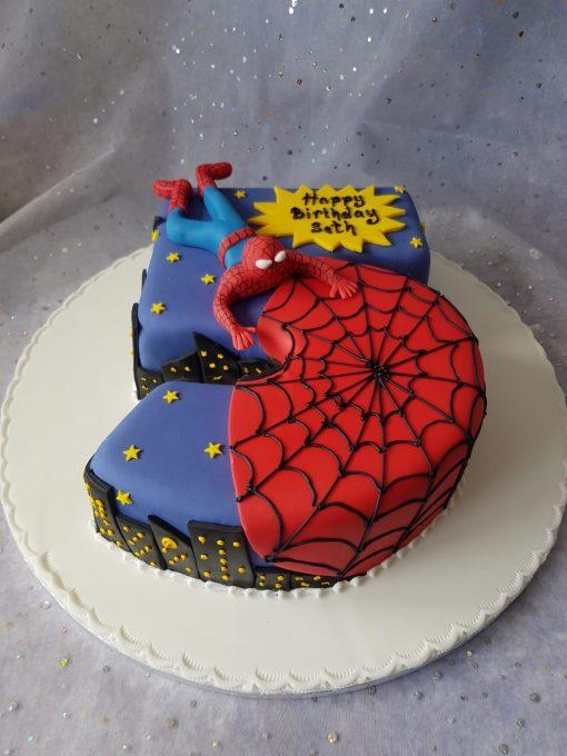 figure 5 spider man