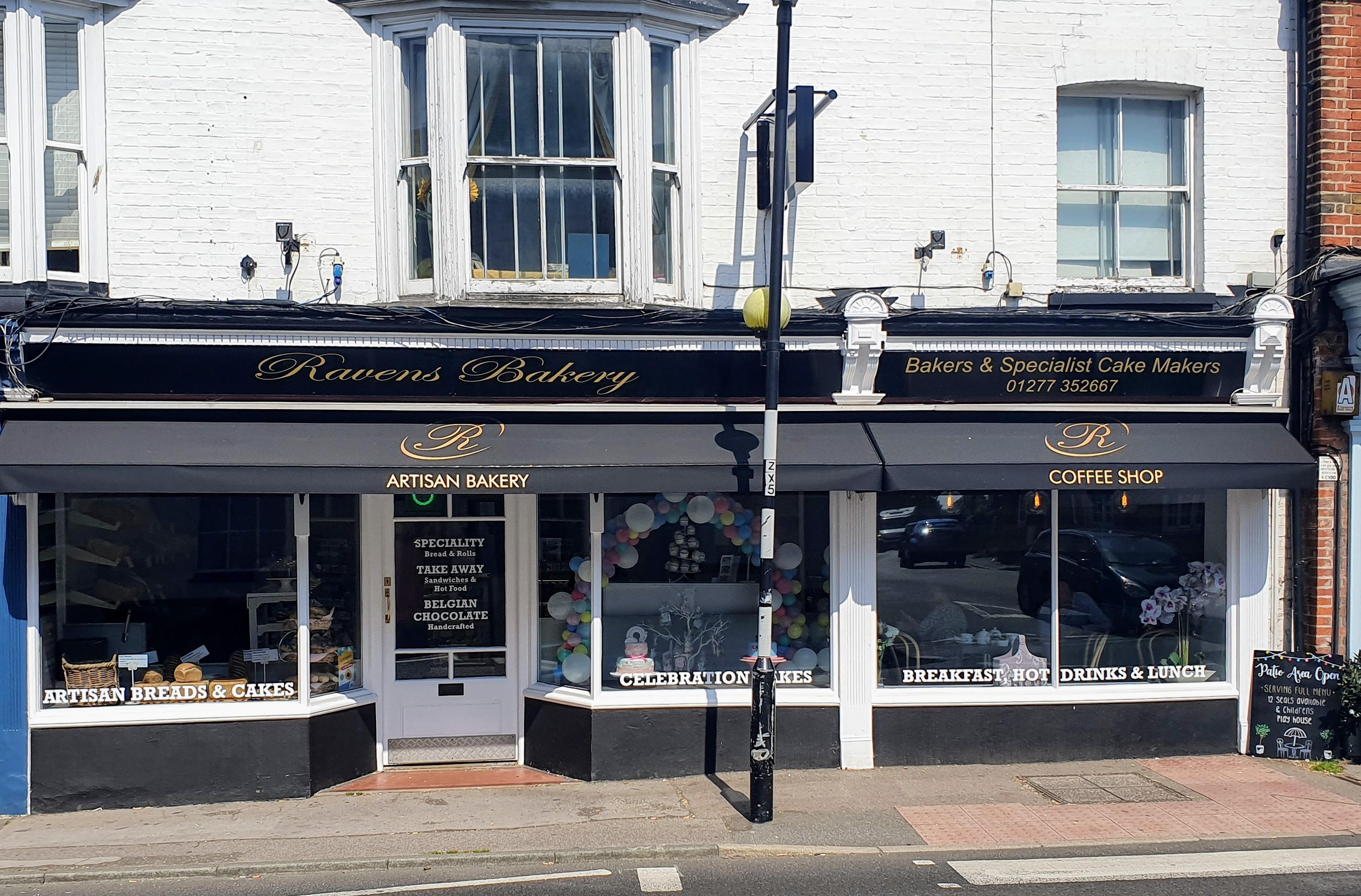 Homepage Ravens Bakery Of Essex Ltd