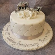 Anniversary, Engagement & Naked wedding cakes