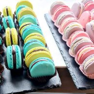 Alternative cakes, Patisserie & biscuits