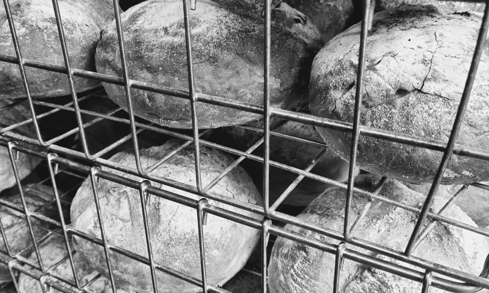 sour dough in wires